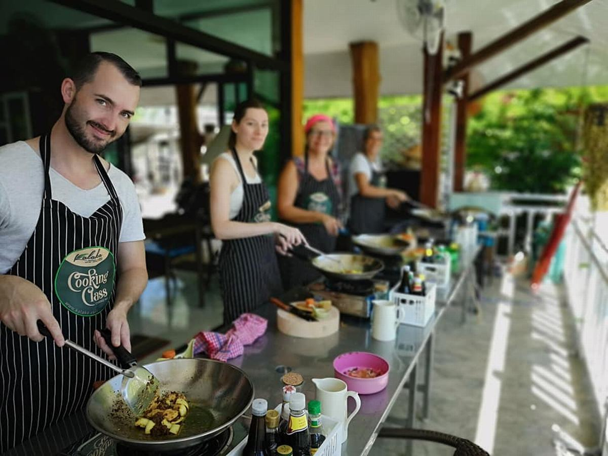 Cours De Cuisine à Chiang Mai