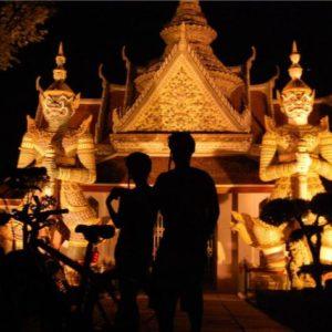 Chiang Mai à Vélo nocturne