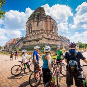 Chiang Mai à Vélo famille