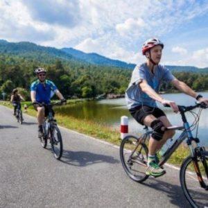 Chiang Mai à Vélo nature