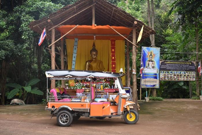 Tuk tuk à Chiang Mai 5