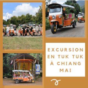 Tuktuk Chiangmai