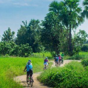 Chiang Mai à vélo